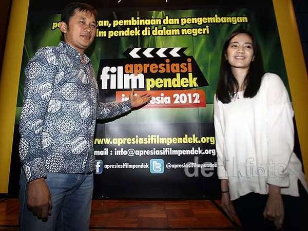 Hanung dan Ladya Cheryl Dukung Film Pendek