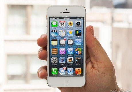 iPhone 5 (ist)