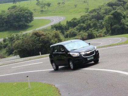 Chevrolet Spin (ddn-detikOto)