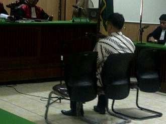 Peras PT Indosat, Denny AK Divonis 1 Tahun 4 Bulan Bui