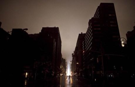 6,2 Juta Warga AS Dilanda Gelap Gulita Akibat Topan Sandy