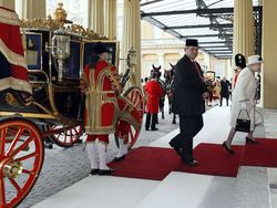 Ratu Elizabeth II Bertemu Presiden SBY