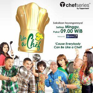 Kehebohan Like a Chef Menuju 4 Episode Terakhir!