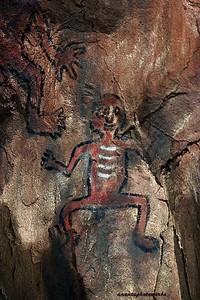 Lukisan Manusia Gua