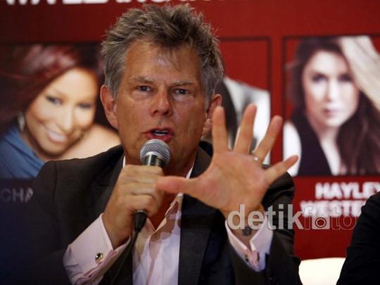 David Foster Siap Gelar Konser Ketiganya di Jakarta