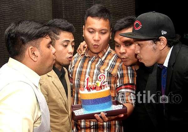 Penta Boyz Rayakan 12 Tahun Berkarya