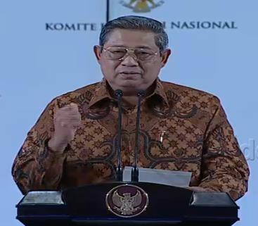 SBY Lantik 6 Dubes Baru RI untuk 10 Negara Sahabat