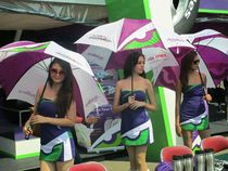 Yang Seksi di Achilles Formula Drift Asia 2012