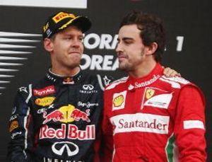Siapa Juara Dunia F1, Vettel Atau Alonso? Ini Skenarionya