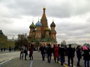 2 Hari di Moskow, Dari Jejak Soekarno Sampai Lenin Palsu