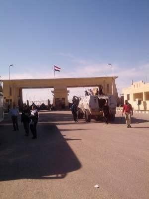 Tiba di Rafah, Komisi I DPR Makin Dekat ke Gaza