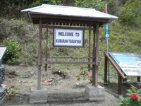 Selamat datang di Kuburan Terunyan