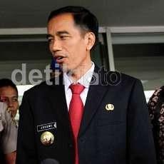 Agenda Gubernur DKI Jokowi Hari Ini