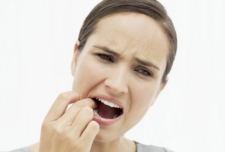 Stress can trigger health problems in the mouth
