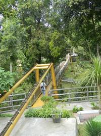 Di sini juga ada jembatan emas