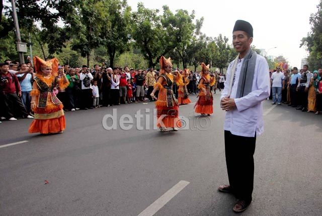 4 Penghargaan yang Diraih Jokowi