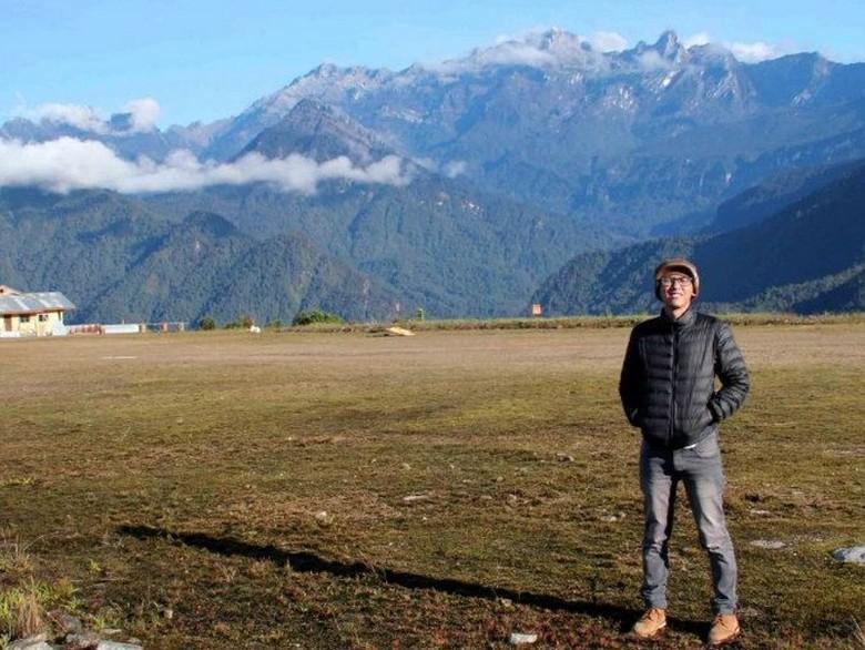 Husni Mubarak Zainal, sang pemenang Dream Destination papua (dok Istimewa)