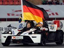 Jerman Juarai Race of Champions Berkat Vettel & Schumi