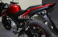 Kencan 3 Jam Bersama Yamaha New V-Ixion