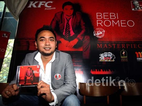 Bebi Romeo Luncurkan Album Masterpiece