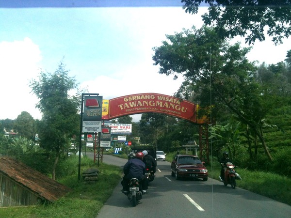 Yang Sejuk Di Dekat Solo Objek Wisata Tawangmangu