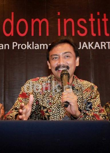 Roy Suryo Ditunjuk Jadi Menpora, Andi Mallarangeng Ucapkan Selamat