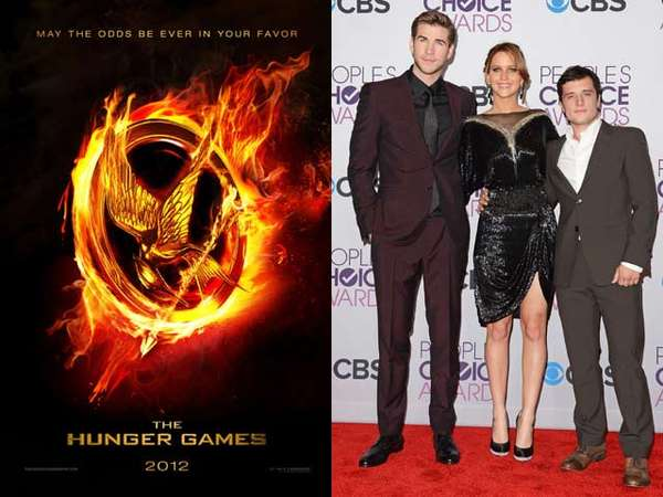 The Hunger Games Berjaya di People Choice Awards 2013