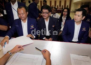 Partai Nasdem Optimistis Masuk 3 Besar di Pemilu 2014