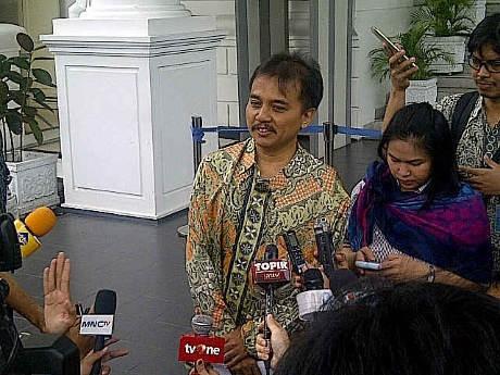 Ini Pertimbangan SBY Tunjuk Roy Suryo Jadi Menpora
