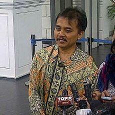 Roy Suryo Resmi Ditunjuk Jadi Menpora