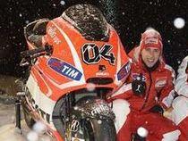 Dovizioso Siap Hadapi Tantangan Ducati