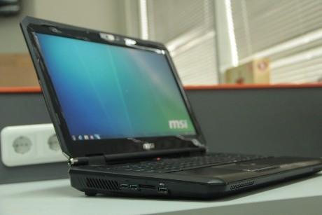 Menguak Kinerja Laptop Gaming MSI GX60