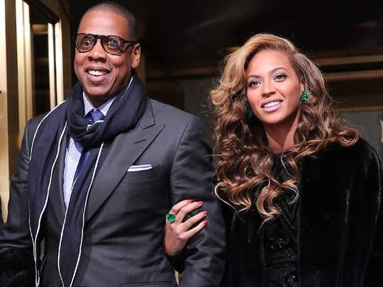 Beyonce & Jay-Z Tampil Menawan di Pelantikan Obama