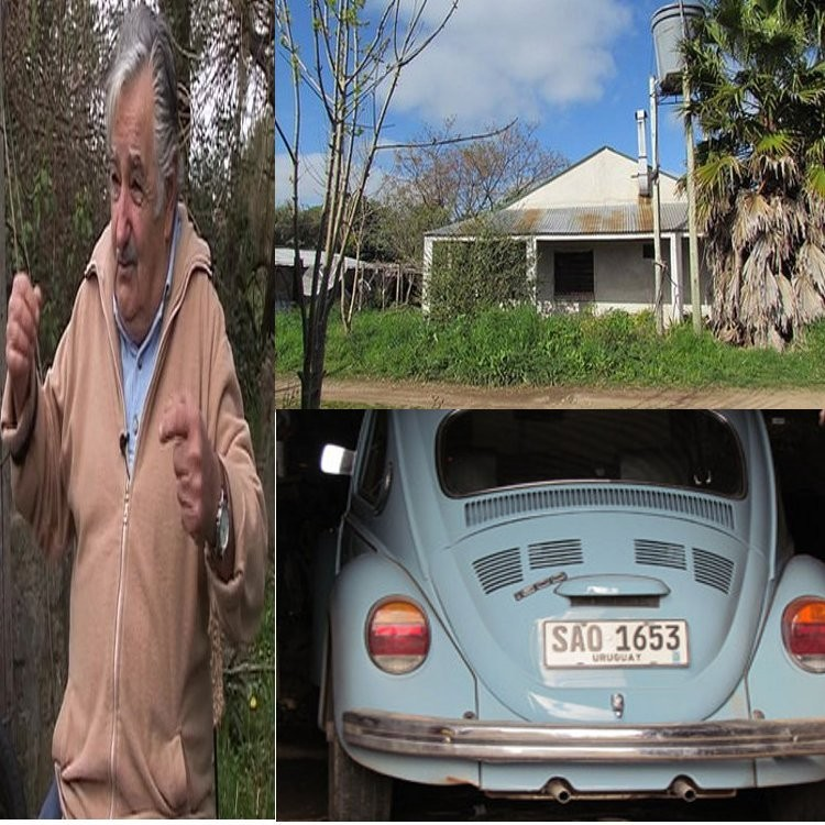 Jose Mujica dari Uruguay, Presiden \Termiskin\ di Dunia