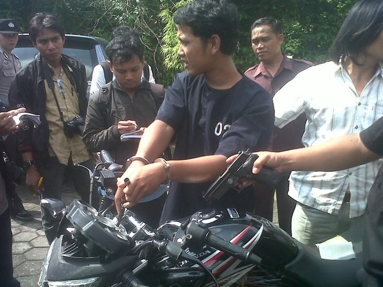Sudah Curi 1.500 Motor Selama 5 Tahun, Yontut Akhirnya Ditangkap Polisi