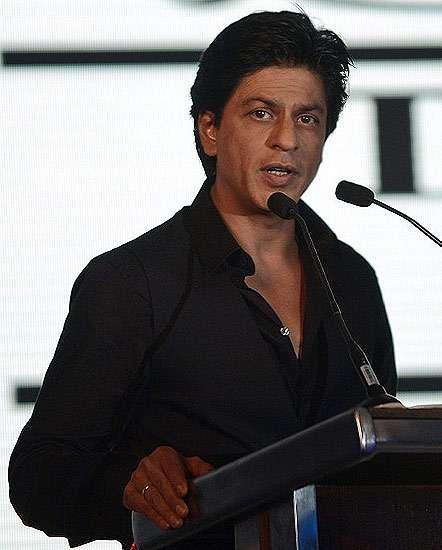 Si Ganteng Shahrukh Khan
