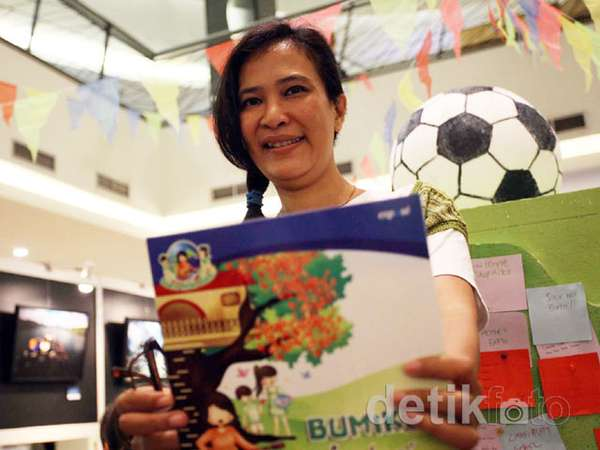Kampanye Lingkungan Ala Oppie Andaresta