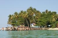 Dermaga Pulau Kasiak