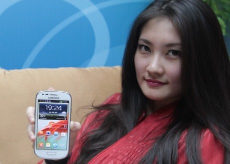 Galaxy S III Mini, Si Mungil Penuh Aksi