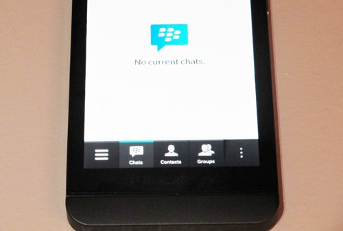 Z10, Ponsel Pertaruhan Nasib BlackBerry
