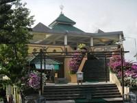 Masjid Agung Ibnu Batutah