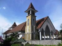 Gereja Katolik, Paroki Maria Bunda Segala Bangsa