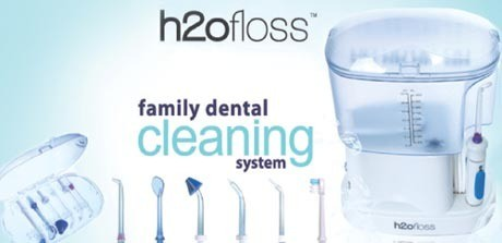H20floss Pembersih Gigi Dengan Teknologi Water Jet