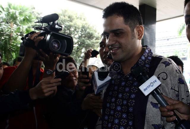 Nazaruddin: Pak Jokowi Tolong Monas Dibersihkan, Ada yang Mau Digantung