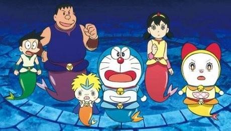 Kartun Doraemon Dilarang Ditayangkan Di Bangladesh