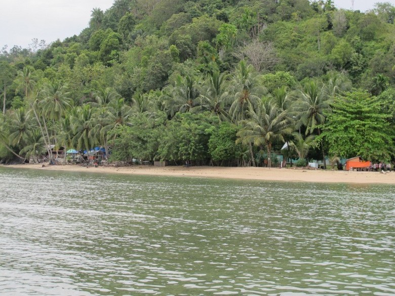 Pantai Carocok, tempatnya liburan Asyik di Sumbar (Afif/detikTravel)