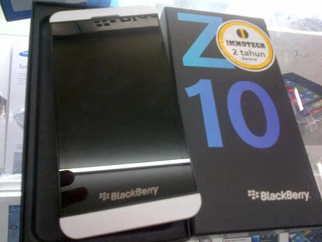 BlackBerry Z10 (Ist.)