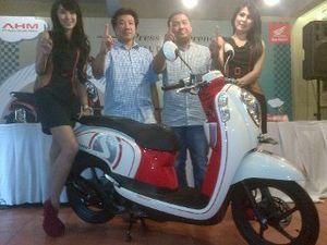 Honda Luncurkan Scoopy Injeksi di Bandung