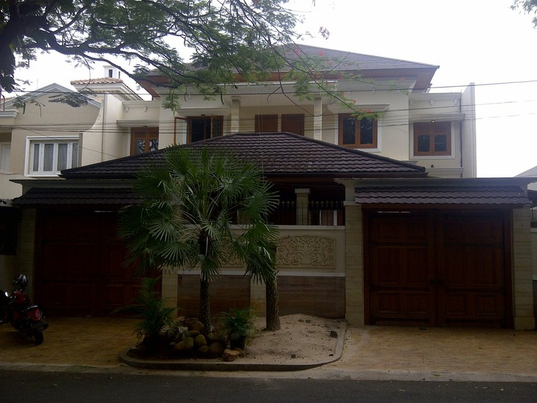 Rumah Mewah Irjen Djoko Di Jl Prapanca Biasa Ditinggali Dipta