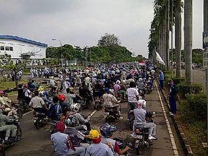 Ini Alasan Buruh Makin Rajin Demo di 2013